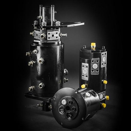 Collecteurs hydrauliques