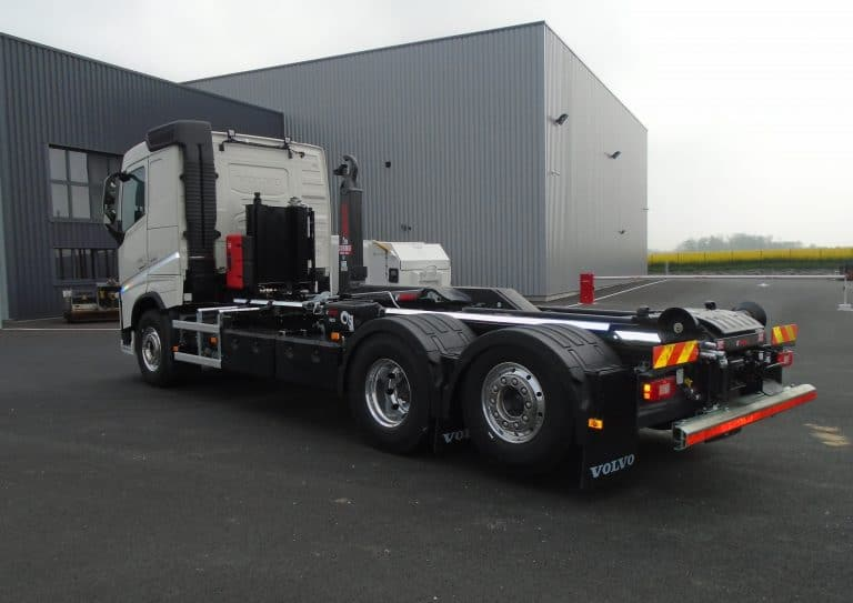 Bras Multilift XR21s – Remorque Trax