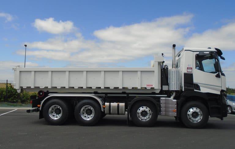Bras Multilift XR21S et Caisson Thievin