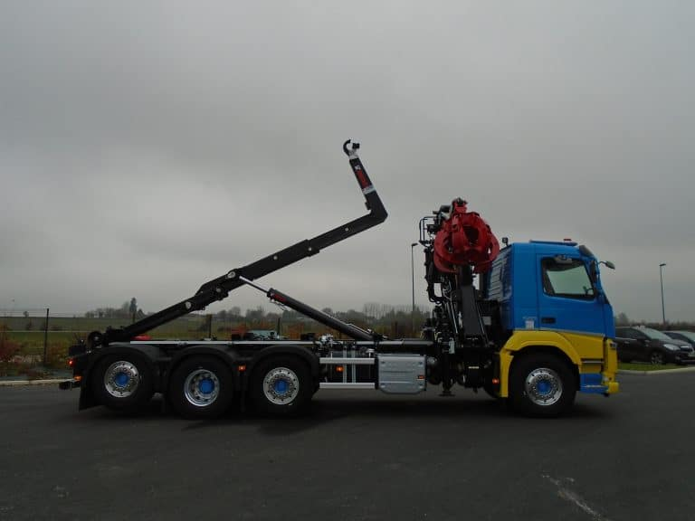 Grue Jonsered 1620RZ – Bras Multilift XR21s