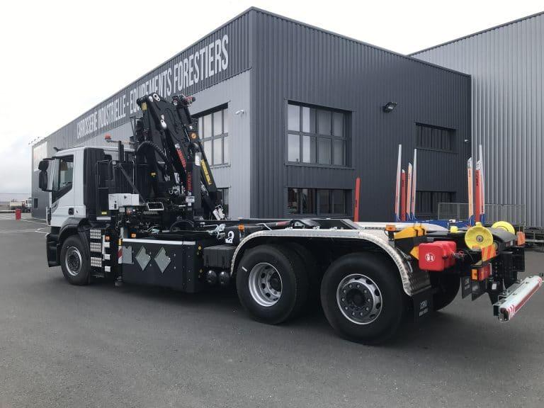 Bras Multilift Optima 20s – Grue Jonsered 1500RZ