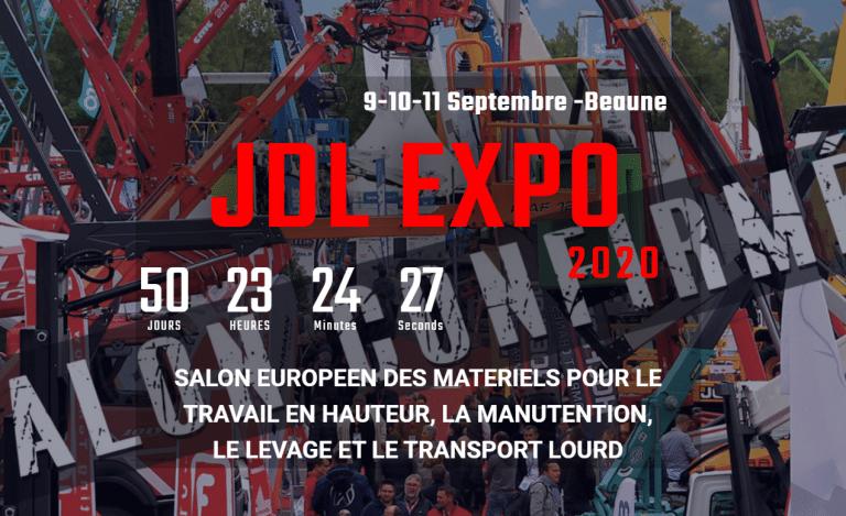 JDL EXPO – 9-10-11 Septembre 2020