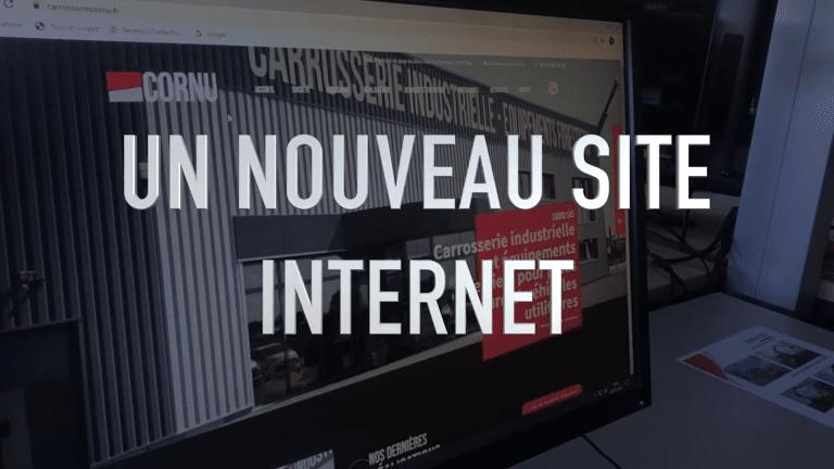 Un nouveau site internet !