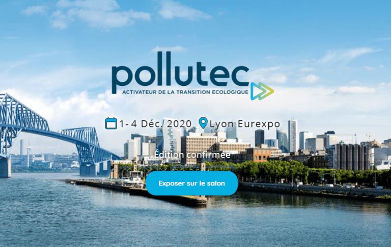 Pollutec – 1 au 4 décembre 2020 – Lyon Eurexpo